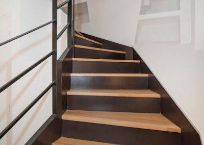 Rue la Bruyere escalier 2