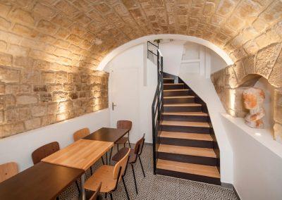 Rue la Bruyere escalier bas