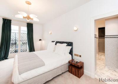 Master bedroom2 27 rue Marbeuf