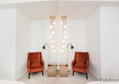 coin chambre 27 rue Marbeuf