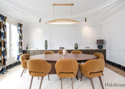 salle a manger 27 rue Marbeuf