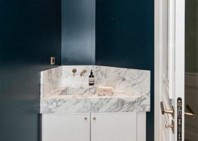salle de bains 27 rue Marbeuf