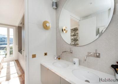 salle de bains chambre suffren